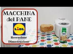 MACCHINA DEL PANE SILVERCREST OPINIONI + 10 RICETTE - YouTube