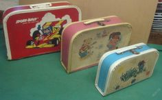 Detské kufríky