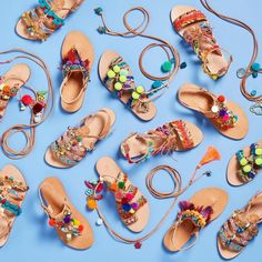 Happy Feet, Courtesy Of @elinalinardaki By Shopbop
