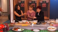 Bringing my Mexican influences to the tailgate on @thetalkcbs
