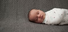 Zen swaddle. Weighted swaddle blanket