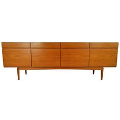 ib Kofod Larsen Sideboard for Faarup | From a unique collection of antique and modern sideboards at http://www.1stdibs.com/furniture/storage-case-pieces/sideboards/