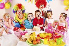 Festas com cor e saúde (opções saudáveis)