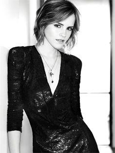 Emma Watson. Harry Potter girl all grown up