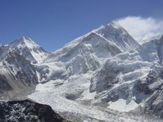Mt. everest view from Kalapthar