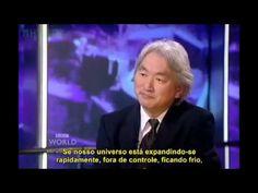 Entrevista com Michio Kaku   Universos Paralelos