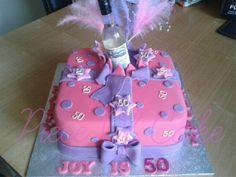 wild and fabulous 50th birthday cake.  http://www.profiletree.com/PieceOfCake #cake, #decoratedcake, #wedding, #engagement, #party, yummy, #food, #bake, #creative, #anniversary, #graduation , #flavor, #chocolate, #vanilla, #strawberry,