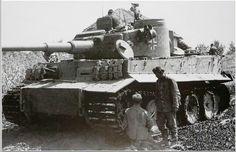 Tiger I Kursk 1943 júl