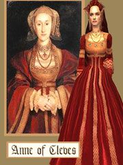 Anne of Eleves (sp?). ALL ABOUT STYLE > ALL ABOUT STYLE > THEMES TUDOR > Page 1