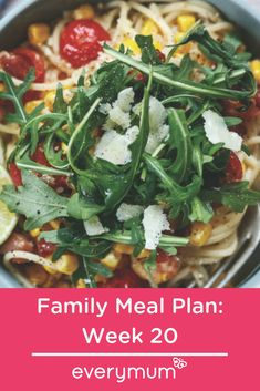 Stuck in a rut? Let us help with our weekly meal planning guides. Family meal inspiration throughout the year! Corn Fritter Recipes, Carrot Recipes, Corn Recipes, Savoury Recipes, Great Recipes, Family Meal Planning, Family Meals, Keep Recipe, Meals For The Week