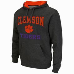 Men's Campus Heritage Clemson Tigers Core Pullover Hoodie $24.99