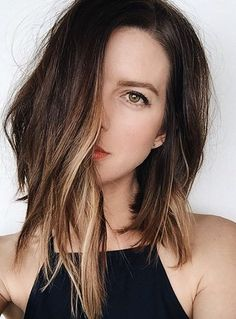 Lighten Up! Summer Hair Color Inspiration From L.A.'s Coolest Stylists+#refinery29