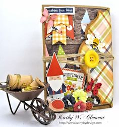 Petaloo Simple Stories Bloom and Grow Blog Hop Project 2 by Kathy Clement 01