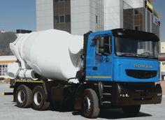 Roman 26.360 DF Autobetoniera Romania, Trucks, Pictures, Photos, Truck, Grimm