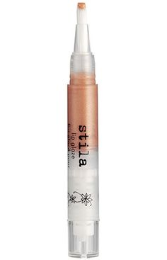 Stila Kitten - Lip Glaze: I'm surprised at how much I love this color. It's like upgraded lip balm.