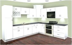 Kitchen cabinets doors design image of awesome cabinet door designs cupboard ideas diy mdf a Replacement Kitchen Cupboard Doors, White Kitchen Cabinet Doors, Discount Kitchen Cabinets, White Shaker Kitchen Cabinets, Kitchen Cabinet Knobs, White Kitchen Decor, Kitchen Cabinets Decor, Kitchen Cabinet Design, White Cabinets