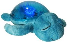 Tranquil Turtle Sleep Machine .  Tranquil Turtle helps kids fall asleep, by recreating the soothing sights and sounds of the ocean at calm. The light projector creates a serene underwater effect - complete with softly undulating waves - while the sound machine unit offers two calming choices: a gentle melody or whispering waves