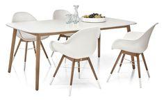 TWIGGY-pöytä ja 4 tuolia