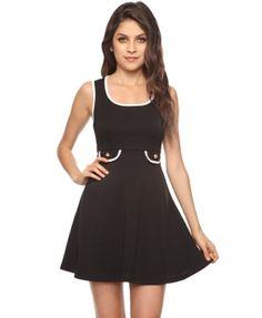 Mock pocket dress @ Forever 21 by lea