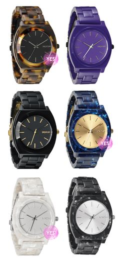 Nixon watches #accessory #watches