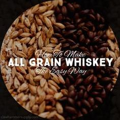 All Grain Whiskey takes better than sugar shine. The moonshine is only going to taste as good as the ingredients that went into the mash