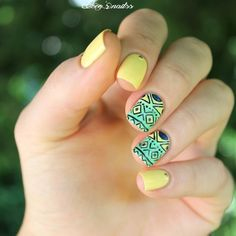 So beautiful ===== Check out my Etsy store for some nail art supplies https://www.etsy.com/shop/LaPalomaBoutique
