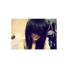 Emo Wallpapers of Emo Boys and Girls ❤ liked on Polyvore featuring hair, people, girls, emo girls and hairstyles