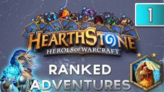 HearthStone : Ranked Adventures Ep.1 - Desperate Mage !