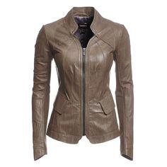 Danier : women : jackets & blazers : |leather women jackets & blazers 110020137| ($169) found on Polyvore