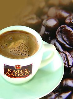 Laikou coffee Cyprus Food, Visit Cyprus, Limassol, Paphos, Greek Recipes, Ovens, Coffee Time, Spoon, Traditional