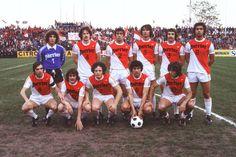 AS Monaco 1978 As Monaco, George Weah, Le Havre Ac, John Collins, Toulouse Fc, Ogc Nice, Football Photos, Football Soccer