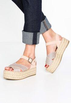 4f021b3af12 mtng Platform sandals - maquillaje - Zalando.co.uk Plateau