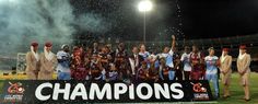 World T20 2012: A second wind for the Caribbean cricket | CricketSoccer.com