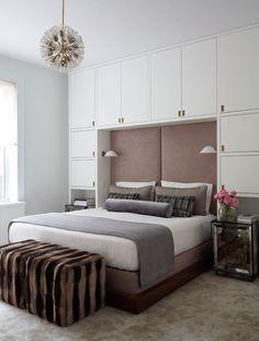 PARK + 77TH Weitzman Halpern modern bedroom