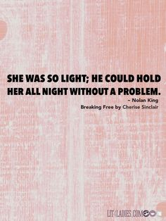 Breaking Free (Masters of the Shadowlands, #3) by: Cherise Sinclair AMAZON.COM Related PostsQuote: Breaking Free (Masters of the Shadowlands, #3) by: Cherise SinclairQuote: Breaking Free (Masters of the Shadowlands #3) by: Cherise SinclairQuote: Breaking Free (Masters of the Shadowlands, #3) by: Cherise SinclairFavorite BDSM Series: Masters of the Shadowlands by: …