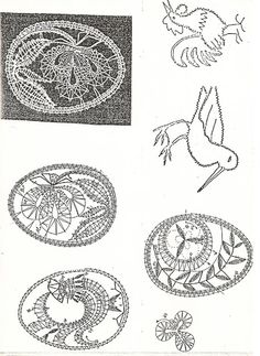 Mijn eigen patronen, My own patterns, Mis propios patrones, Мои собственные карти – Yvonne M – Webová alba Picasa Bobbin Lacemaking, Bobbin Lace Patterns, Lace Heart, Point Lace, Lace Jewelry, Needle Lace, Lace Making, String Art, Lace Detail