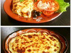 ポルトガル★鱈とポテトのクリームグラタンの画像