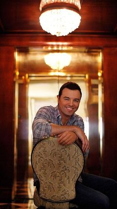 "Seth Macfarlane Barbara Davidson/The Los Angeles Times Seth Macfarlane said he wanted a departure from ""Family Guy."" The result was the hit film ""Ted."" MORE: 'Ted' stuffed with classic Seth MacFarlane 
