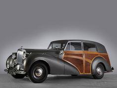 1947 Bentley Mark VI Countryman by Radford