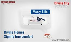 To experience the true face of comfort and style you can book #divinehome with attractive payment plans.