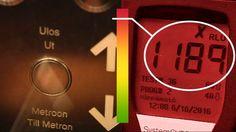Vessan hana, oven kahva ja hissin nappulat ovat paikkoja, joita kosketaan usein likaisilla käsillä ja niistä otetut mittaustulokset pomppaavat korkeimmiksi. Käsien pesu karkottaa pöpöt: mittaustulos romahtaa pesemisen ja kuivaamisen jälkeen.