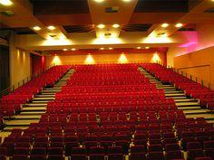 Salle de spectacles LE DOME de MUTZIG - ARCHITECTURE CONCEPT