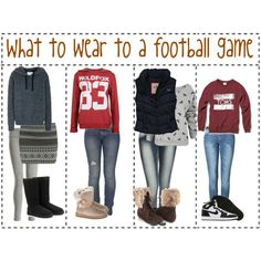 If anyone knows what to wear for maximum practicality (and cuteness!) at a football game, it's Erin tvjerjuyxbdmp.ga a sportscaster for Fox Sports, Erin has mastered that low-maintenance look that's.
