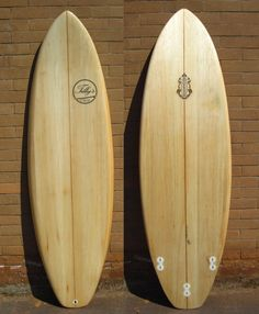Tillys Thruster 6' 2 Skateboards, Bamboo Cutting Board, Surfboard, Surfing, Shapes, Retro, Wood, Fun, House