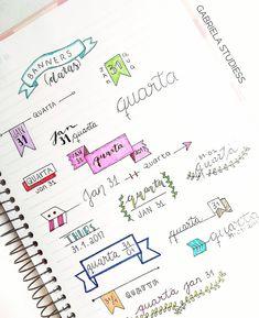 31.01// Banners qual seu preferido ?  #study #studytitulos  #studs  #studygram  #studyblr  #studying  #studybr #studybrasil #banners…