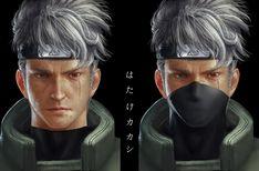 Kakashi Sensei, Itachi Uchiha, Sasuke Sakura, Kakashi Unmasked, Foto 3d, Naruto Tattoo, Ninja Art, Anime Pixel Art, Naruto Series