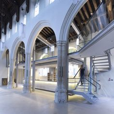 Image 1 of 29 from gallery of St Mary at the Quay / Molyneux Kerr Architects. Photograph by Andy Marshall