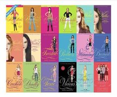 Pretty Little Liars Series (1-18) Collection $9.99