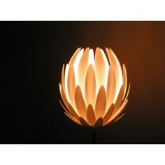 Lily gulvlampe - rifraf.dk