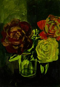 Berber Roses by Leanne Shapton
